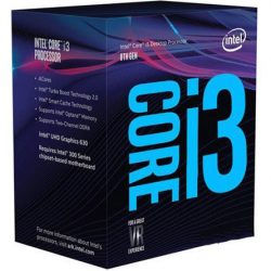 Intel Core i3-8350K 4,0GHz BOX