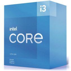 Intel Core i3-10105F 4-Core 3.7GHz LGA1200 Processzor