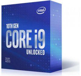 Intel Core i9 10900KF LGA1200 BOX processzor