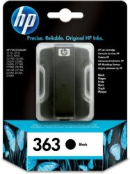 HP C8721EE (no.363) Black tintapatron