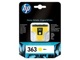 HP C8773EE (no.363) Sárga (Yellow) tintapatron