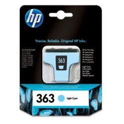 HP C8774EE (no.363) Light Cyan tintapatron