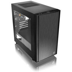 Thermaltake Versa H17 Window mATX számítógépház