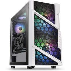 Thermaltake Commander C31 TG Snow ARGB Edition számítógépház