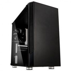 Kolink Citadel mATX Edzett üveg Fekete Számítógépház