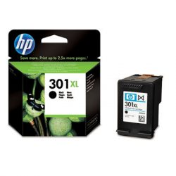 HP CH563EE (no.301XL) fekete patron
