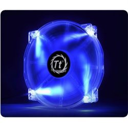 Thermaltake Pure 20 LED Blue rendszerhűtő