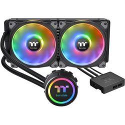 Thermaltake Floe DX RGB 280 TT Premium Edition processzor vízhűtő RGB