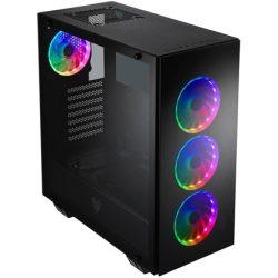 FSP CMT510 PLUS számítógépház