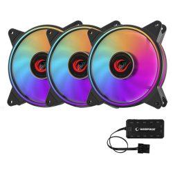 Rampage Cooler 3x12cm - RB-K8 RGB