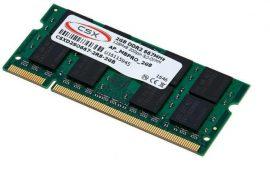 2GB CSX DDR2 667MHz SoDimm