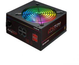 Chieftec Photon Bronz 750W RGB moduláris tápegység