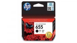 HP CZ109AE NO.655 Fekete Tintapatron
