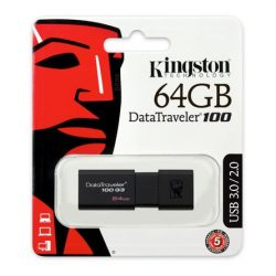 64GB Kingston Data Traveler 100 Generation 3 USB 3.0 pendrive