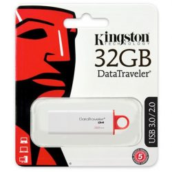 32GB Kingston Data Traveler G4 USB3.0 pendrive (DTIG4/32GB)