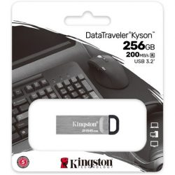 256GB Kingston Data Traveler Kyson USB 3.2 Gen 1 pendrive