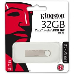 32GB Kingston Data Traveler SE9 G2 USB3.0 pendrive