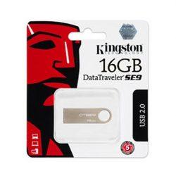 16GB Kingston Data Traveler SE9 USB2.0 pendrive (DTSE9H/16GB)