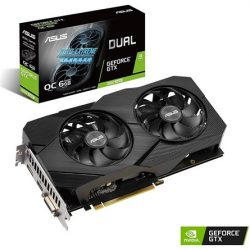 Asus GeForce GTX 1660 SUPER Dual OC Evo 6GB GDDR6