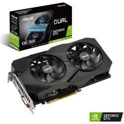 Asus DUAL-GTX1660S-O6G-EVO - GeForce GTX1660 SUPER Dual OC Evo 6GB GDDR6