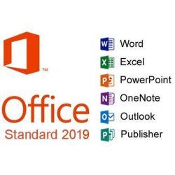 Microsoft E Office 2019 Standard elektronikus licensz