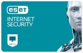 Eset Internet Security 1 gép / 1 év / 50% kedvezmény (elektronikus licensz)