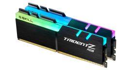 16GB G.Skill Trident Z RGB DDR4 2400MHz KIT (F4-2400C15D-16GTZRX)