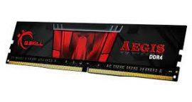 8GB G.Skill Aegis DDR4 2400MHz (F4-2400C15S-8GIS)