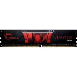 8GB G.SKILL Aegis DDR4 3200MHz (F4-3200C16S-8GIS)
