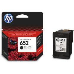 HP F6V25AE (no.652) fekete patron
