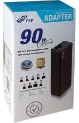 FSP NB 90 PRO 90W univerzális notebook hálózati töltő adapter