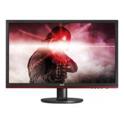 """24"""" AOC G2460VQ6 TN LED gaming monitor fekete-piros"""