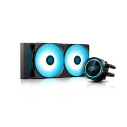 DeepCool GAMMAXX L240T Blue folyadékhűtés
