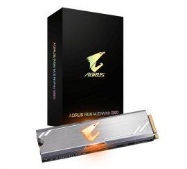 256GB Gigabyte GP-ASM2NE2256GTTDR M.2 SSD