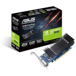 Asus GT1030-SL-2G-BRK - GeForce GT1030 Silent 2GB DDR5
