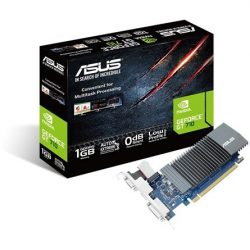 Asus GT710-SL-1GD5 - GeForce GT710 Silent 1GB DDR5