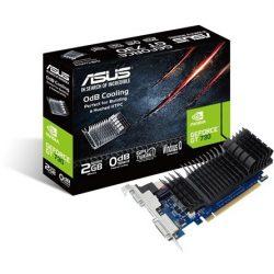 Asus GT710-SL-2GD5-BRK - GeForce GT710 Silent 2GB DDR5