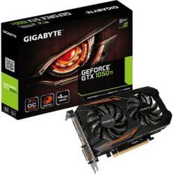 Gigabyte GV-N105TOC-4GD - GeForce GTX 1050 Ti OC 4GB GDDR5