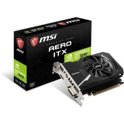 MSI GT1030 AERO ITX 2GD4 OC - GeForce GT1030 2GB GDDR4 ITX