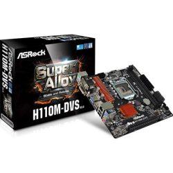 Asrock H110M-DVS R3.0 alaplap