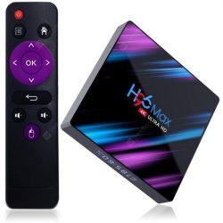 Delock MAX Android 9.0 smartTV médialejátszó adapter [H96MAX64]