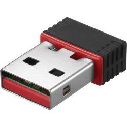 Sandberg Hálózati adapter WiFi N - Micro WiFi USB Dongle