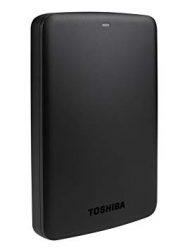 2TB Toshiba Canvio Basics 2.5 USB 3.0 külső winchester