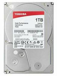 1TB Toshiba P300 HDWD110UZSVA SATA3 HDD