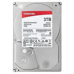 3TB Toshiba P300 HDWD130UZSVA SATA3 HDD