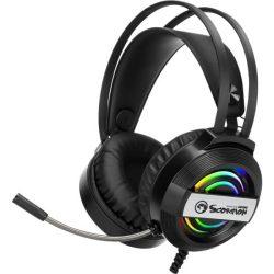 Marvo HG8902 mikrofonos fejhallgató