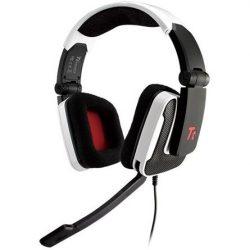 Tt eSPORTS SHOCK 2.0 gaming headset fehér