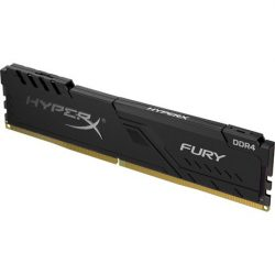 4GB Kingston HyperX Fury Black DDR4 2400MHz (HX424C15FB3/4)