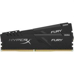 16GB Kingston HyperX Fury DDR4 2666MHz KIT (HX426C16FB3K2/16)