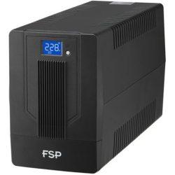 FSP iFP 1500VA szünetmentes tápegység, LCD